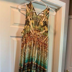 Christopher & Banks Maxi Dress